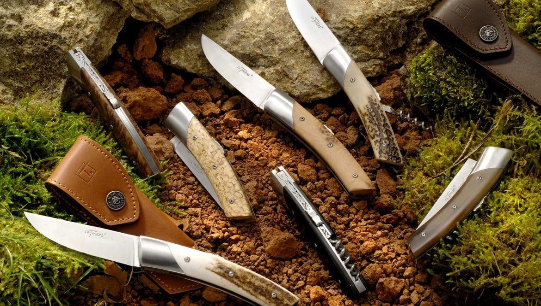 Le Trappeur : un couteau de chasse